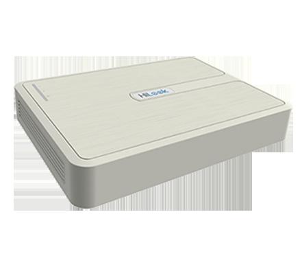 DVR-104G-F1 de Hilook soporta comprensión de video H.264+