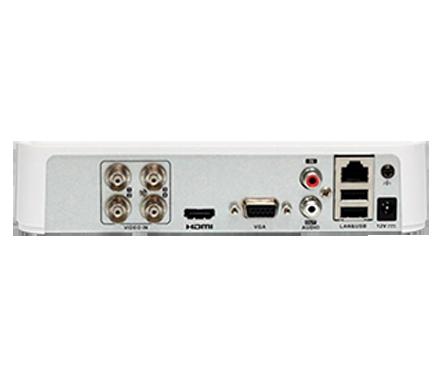 Hilook DVR-104G-F1 posee límite de ancho de banda configurable