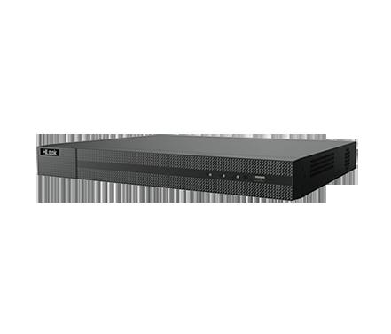 Hilook DVR-208Q-K1 transmite a larga distancia vía conexión UTP y cable coaxial