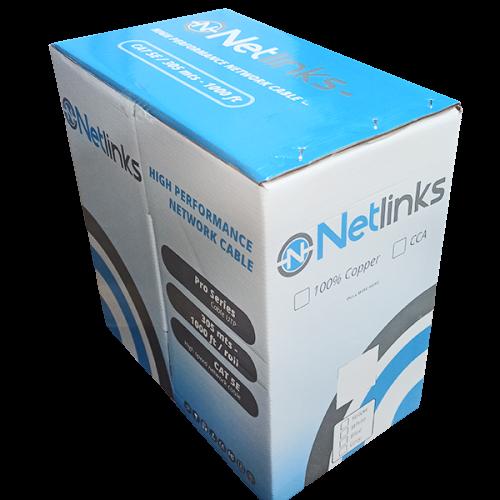Cable UTP 70% Cobre marca Netlinks